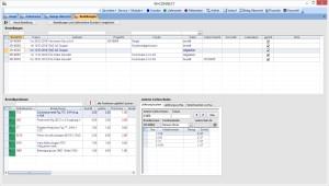 In der M.CONNECT Bestell-Übersicht haben Sie alle Bestellungen inkl. Status und Kunden- bzw. Projektnummer im Blick.